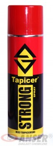 KLEJ TAPICER SPRAY STRONG  500ml